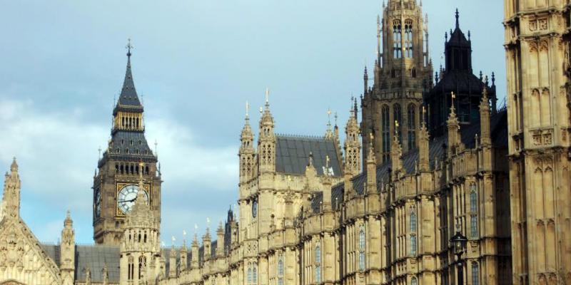 Royal London Tour – Houses of parliament
