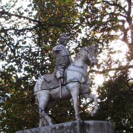Duke of Cumberland Statute in Cavendish Square