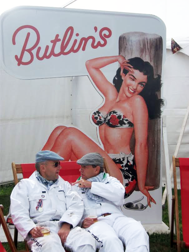Historic Goodwood Revival 2015 -1
