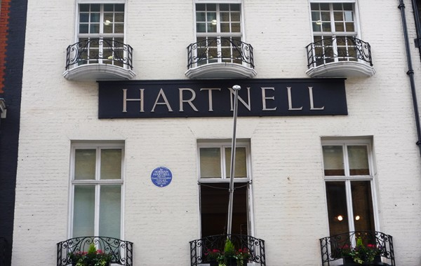 House of Hartnell, since 1923