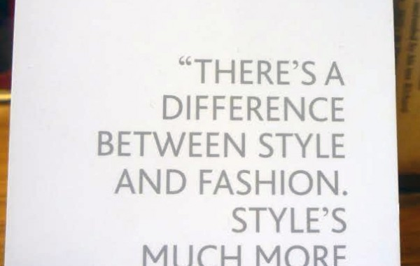 """Quote from David Bailey"""