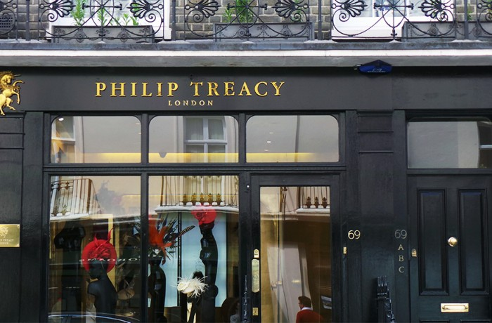 Phillip Treacy
