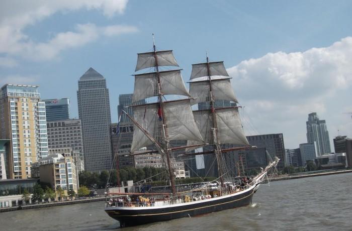 Tall Ships Festival London