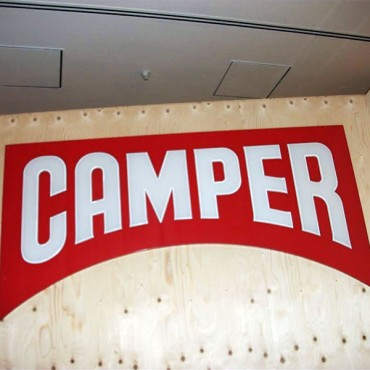 Camper at the Design Museum
