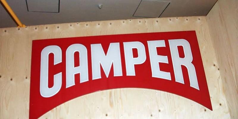 Camper at the Design Museum