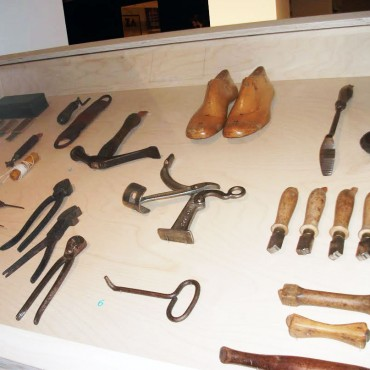 Shoe Making Tools