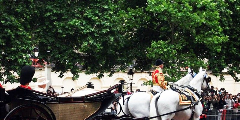 Queens Birthday London, June 13 2015 Image 1