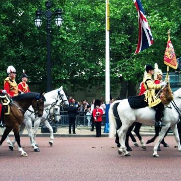 Queens Birthday London, June 13 2015 Image 2