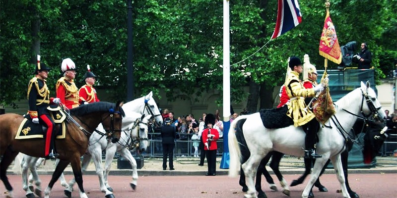 Queens Birthday London, June 13 2015 Image 2