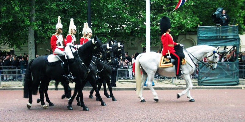 Queens Birthday London, June 13 2015 Image 3