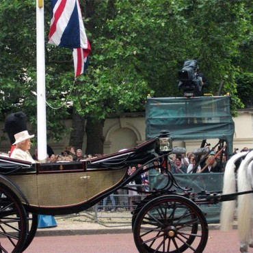 Trooping of the Colour – The Mall, London, June 13th June 2015