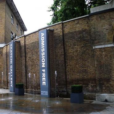 Saatchi Gallery London, Free Entrance